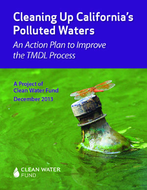 Cleaning Up California's Polluted Waterways: An Action Plan to Improve the TMDL Process