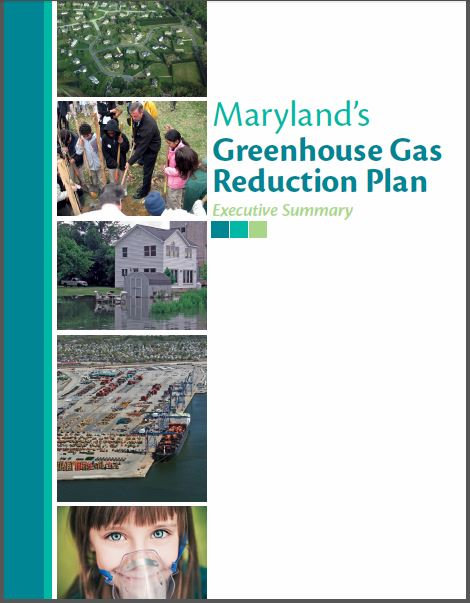 md greenhouse gas exec summary