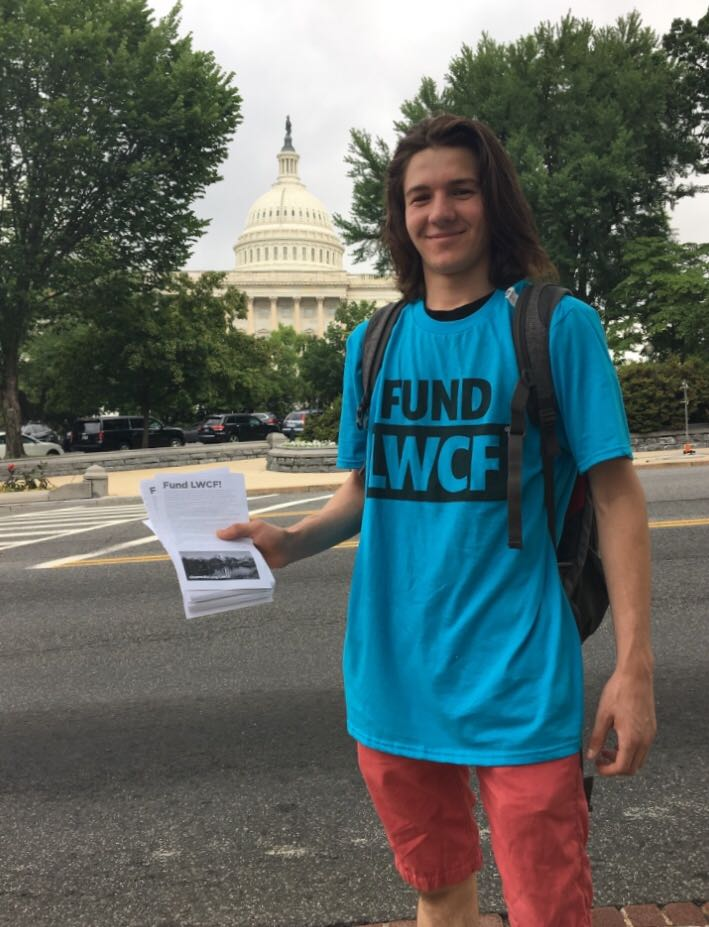 Flyering to support the LWCF