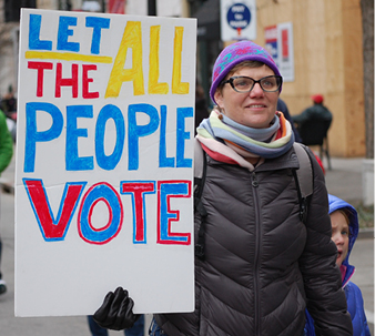 Let all the People Vote