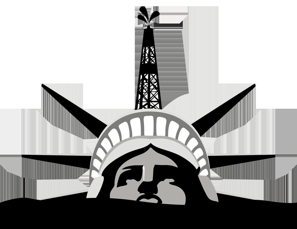 Liberty under oil