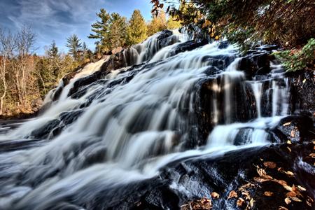 Northern Michigan UP Waterfalls. Credit: PictureGuy / Shutterstock