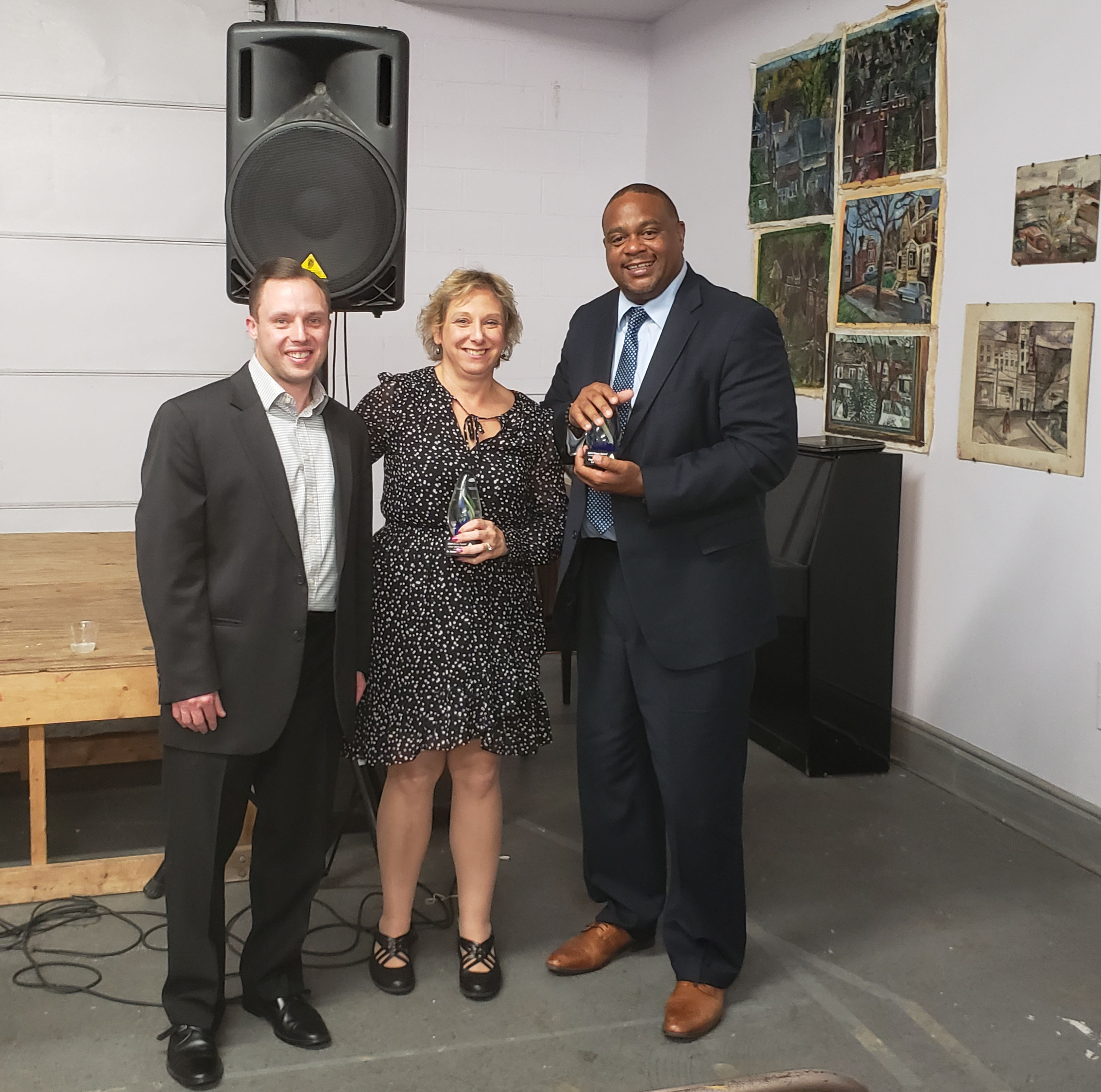 PA_Pitt Auction- Steve & Awardees.jpg
