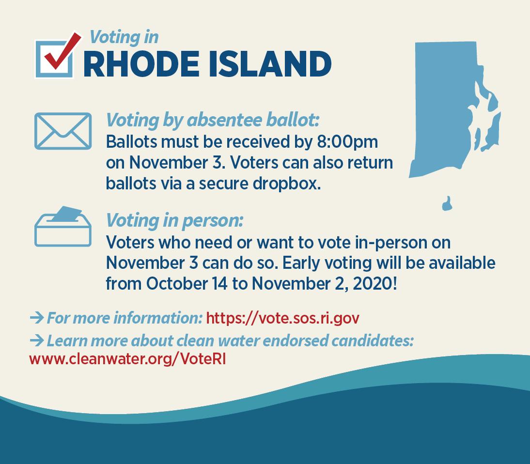 RI Vote Information