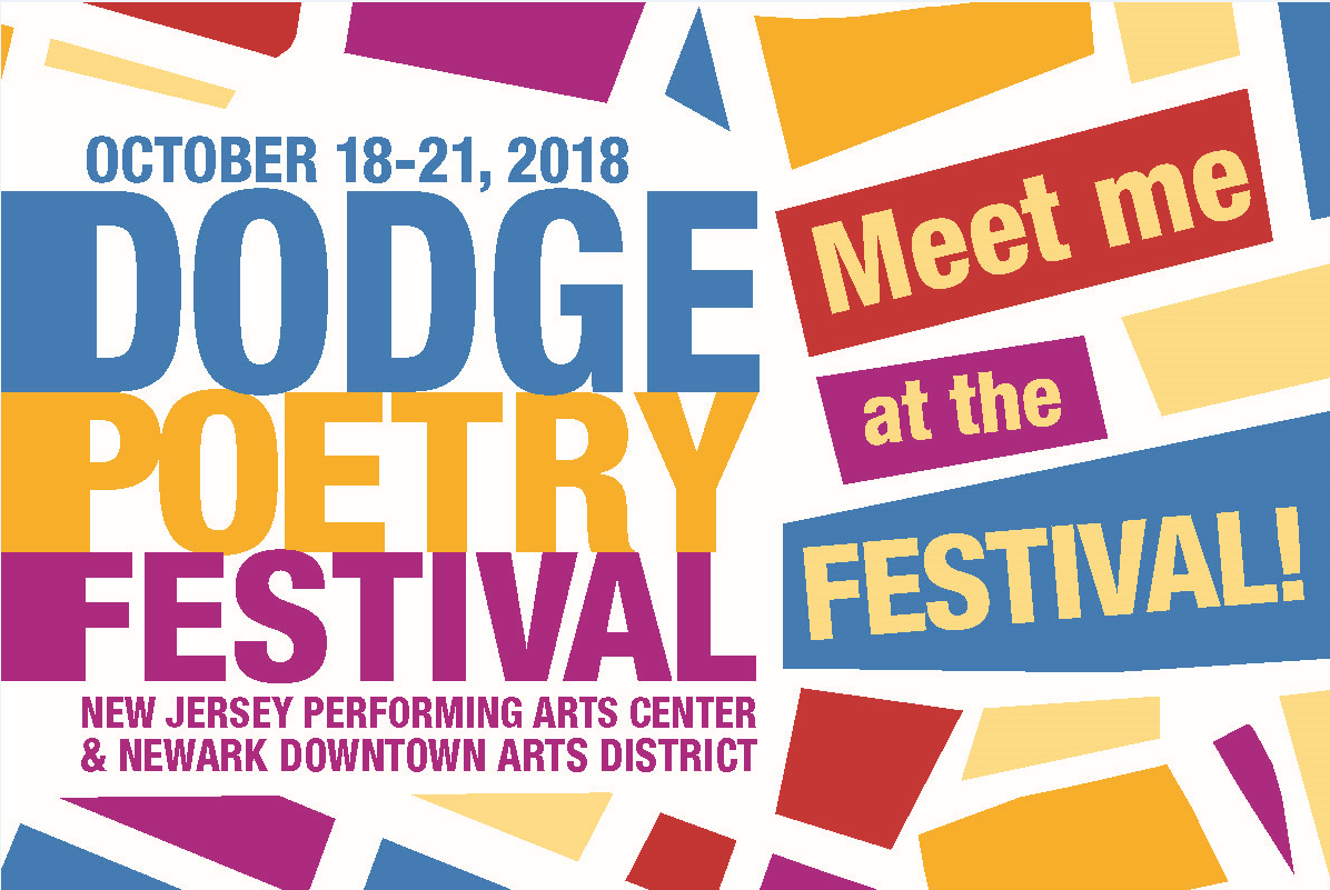 NJ_Dodge Poetry Festival 2018