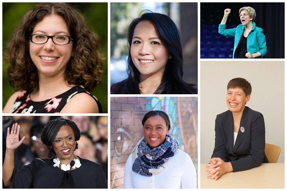 Women leaders elected in Massachusetts