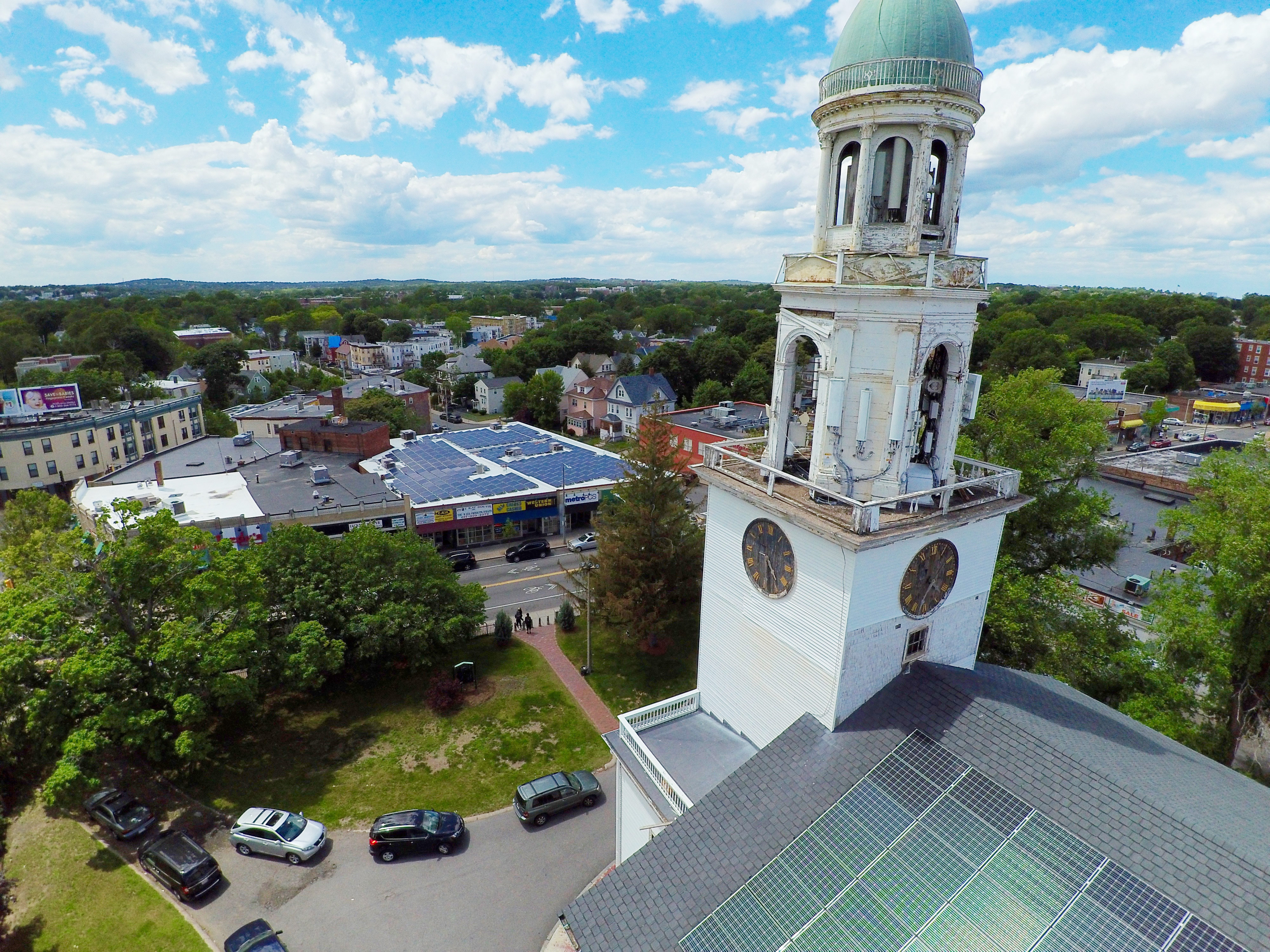 Resonant Energy - Second Church in Dorchester, MA