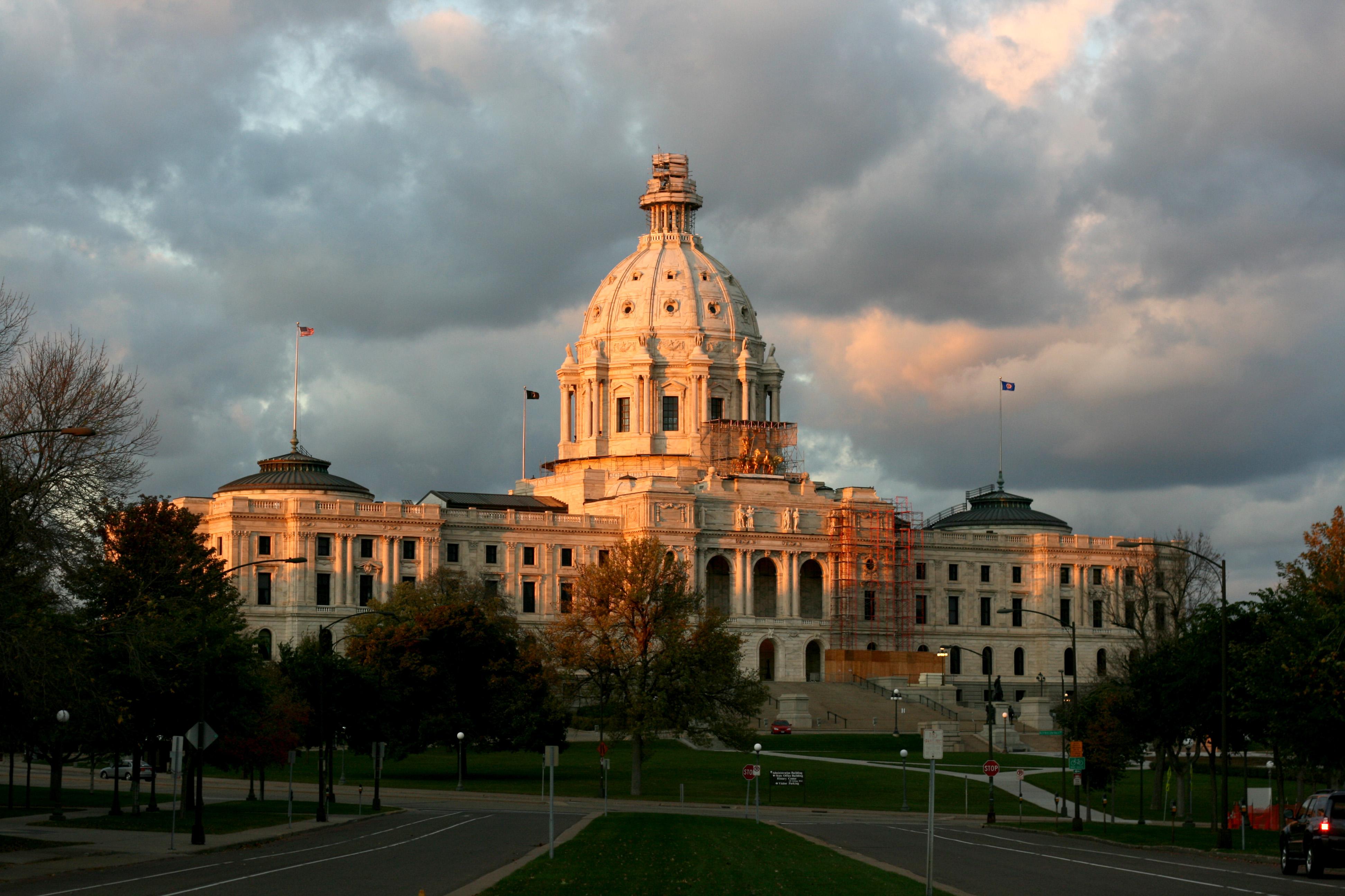 Minnesota State Capitol-Drew Geraets