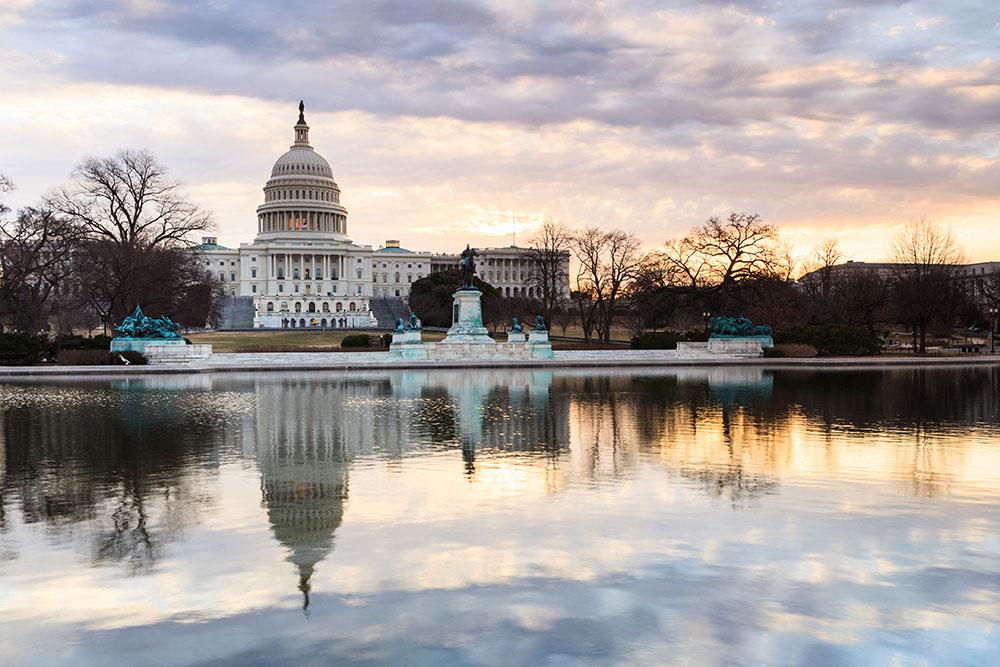U.S. Capitol Building / photo: shutterstock, Cvandyke