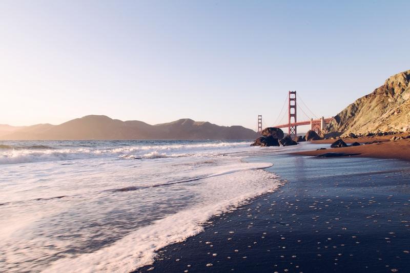 beach in San Francisco