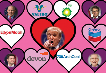 Love Letters to the Fossil Fuel Industry