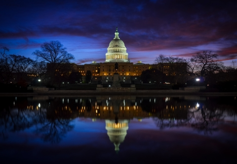 Capitol Building - Washington DC