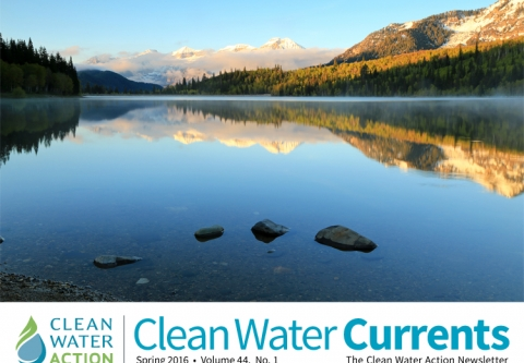 Clean Water Currents | Spring 2016
