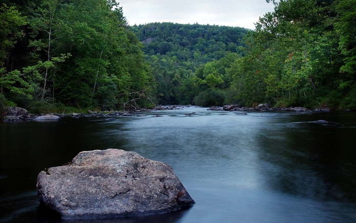 Farmington River. Credit Jon-Lewis, Flickr--Creative Commons