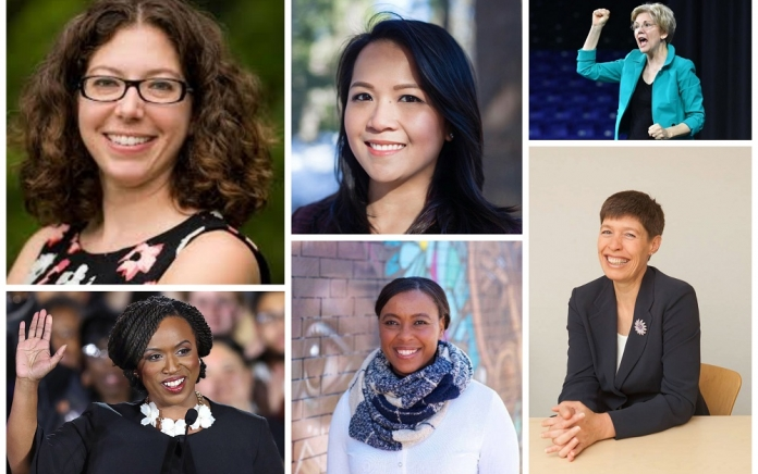 Women leaders elected in Massachusetts