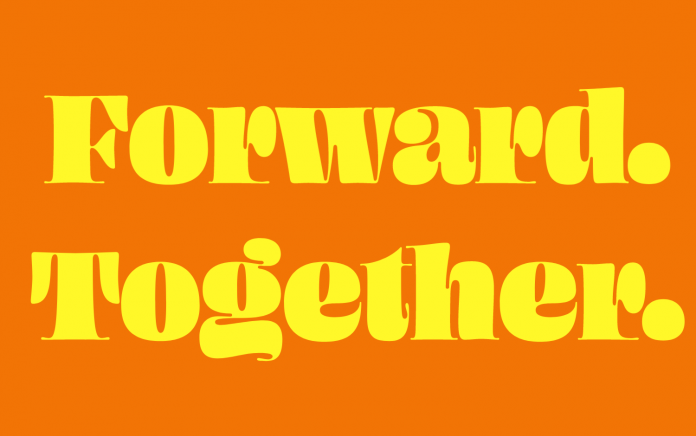 Forward. Together.
