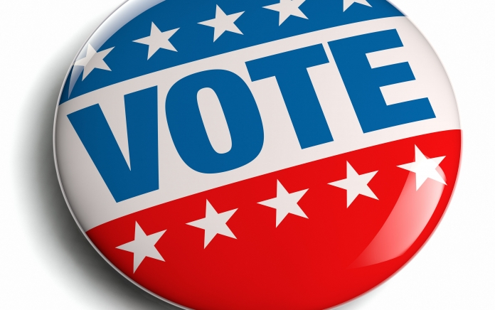 Vote! Credit:  PhotoStockImage / Shutterstock