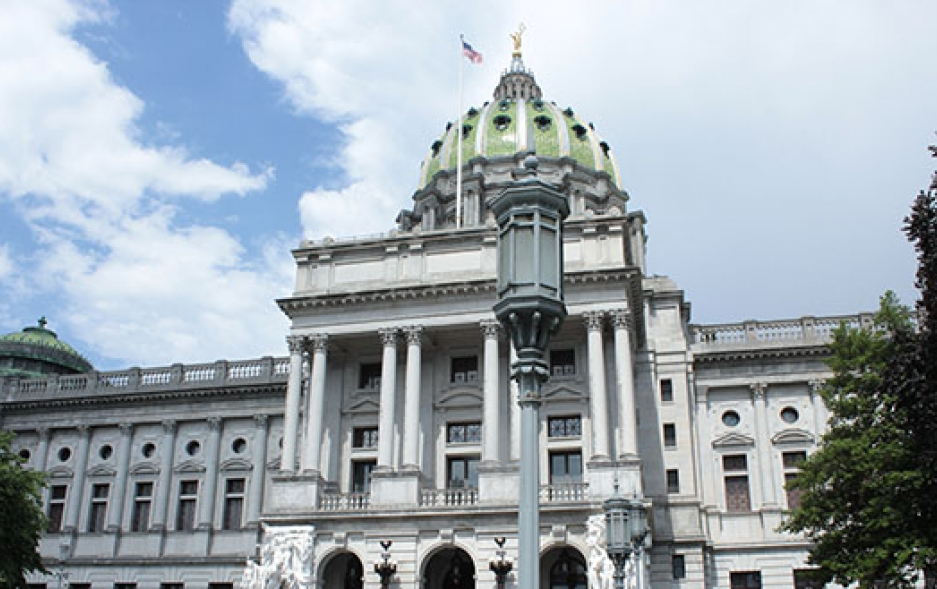 pa capitol