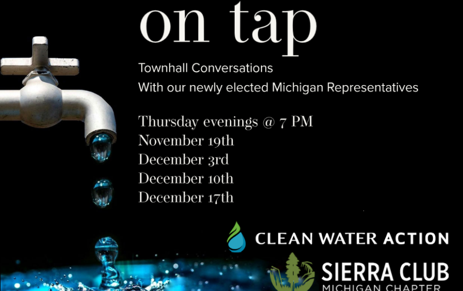 On Tap - Townhall Conversations with newly elected Michigan lawmakers
