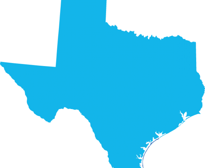 Graphic -- Texas