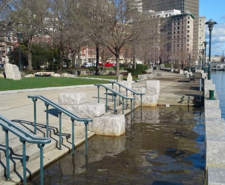 Riveralk Flooding. Photo by Riverwalk in Providence..jpg