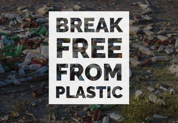 Break Free From Plastic with Clean Water Action. Source: Canva
