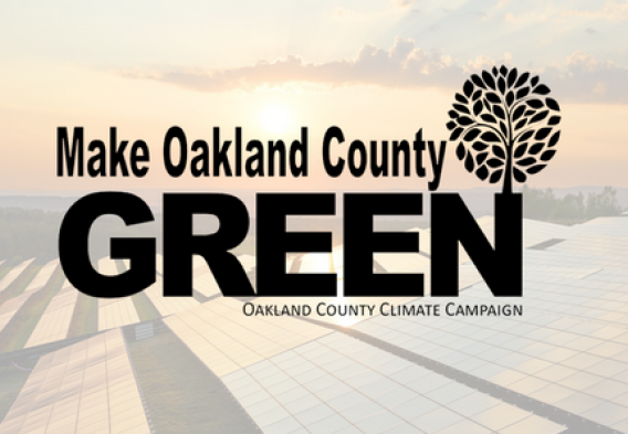 Make Oakland Country Green - Oakland County Climate Campaign
