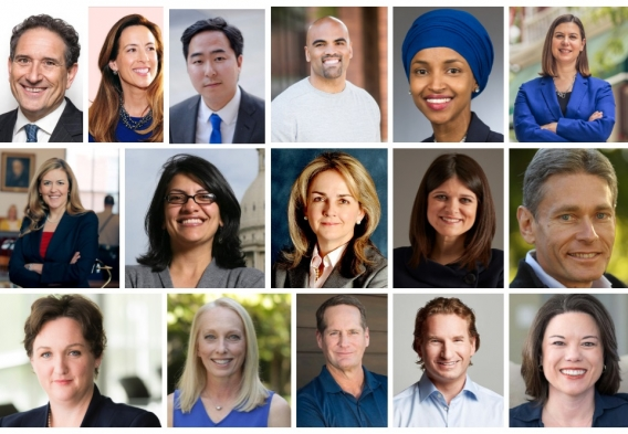 16 new Clean Water leaders in Congress!