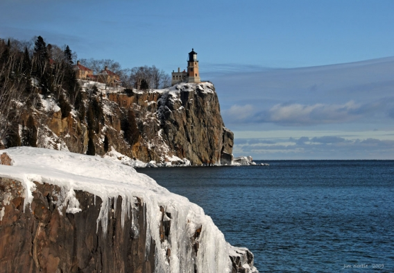 Split Rock Lighthouse, photo: flickr.com/jsorbie  (CC BY 2.0)