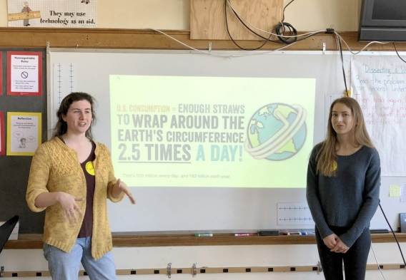 NJ_ReThink Disposable_Maura and Allie_New Jersey_Montclair_Photo Courtesy DRURY THORP