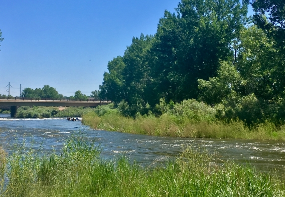South Platte River -- Photo credit: Jennifer Peters