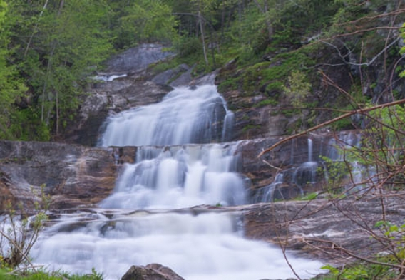 Kent Falls. Photo credit: Richard Cavalleri / Shutterstock