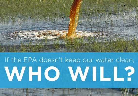 Who will protect our water?