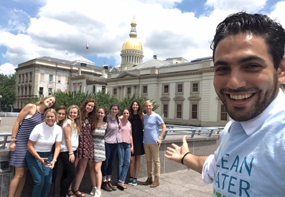 Clean Water Action Lobby Day June 2018 Photo by Greg Nasif