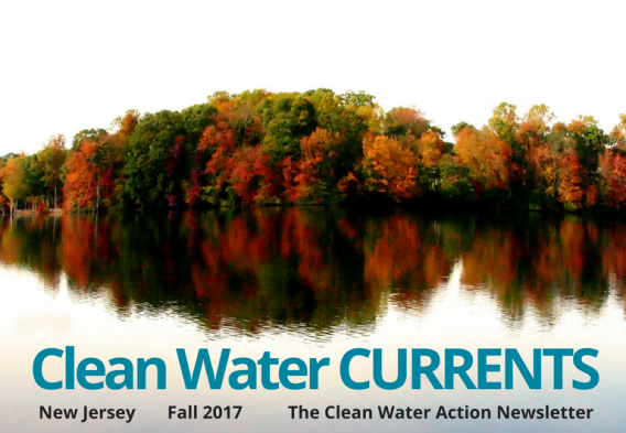 Clean Water Currents New Jersey Fall