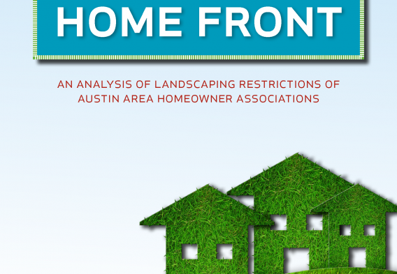 Cover image - Water on the Homefront