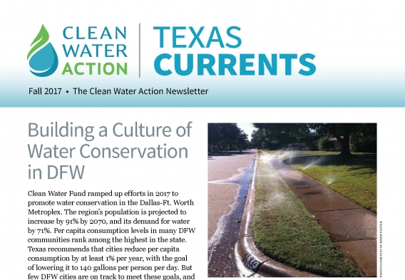 Texas Currents - Fall 2017